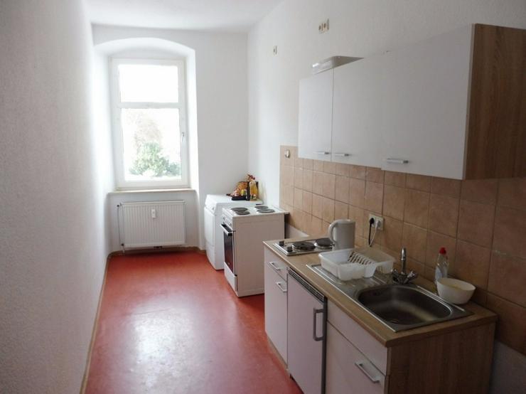 Bild 4: Große, möblierte 2-Zimmer-Wohnung im Stadtzentrum von Hof zu vermieten