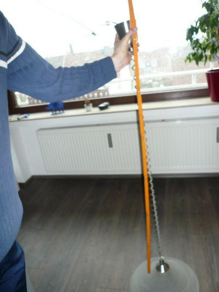 Bild 3: Esszimmer oder Küchenlampe höhenverstellbar