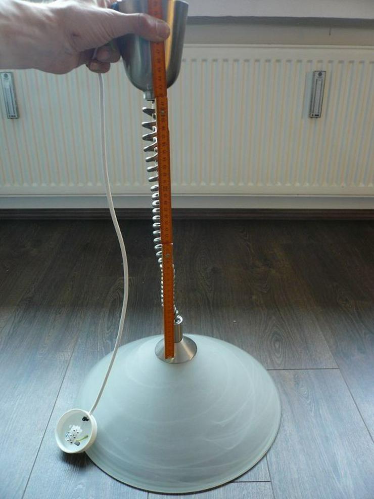 Bild 4: Esszimmer oder Küchenlampe höhenverstellbar