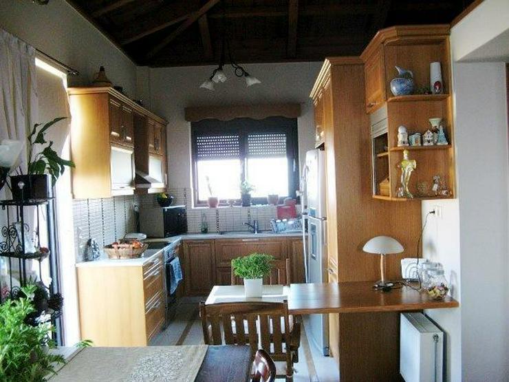 Bild 5: Ist das ein Blick? Ca. 190 qm Villa mit unverbaubarem Meeresblick!