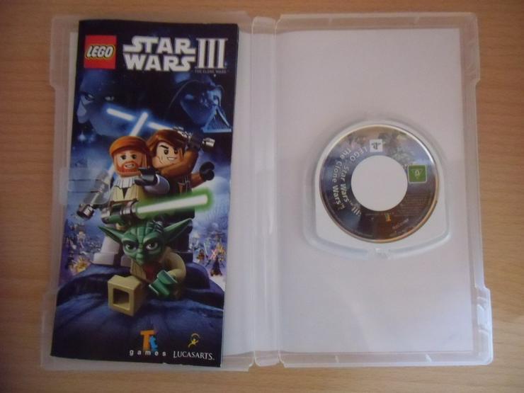 Bild 2: Lego Star Wars III (auch zu verschicken)