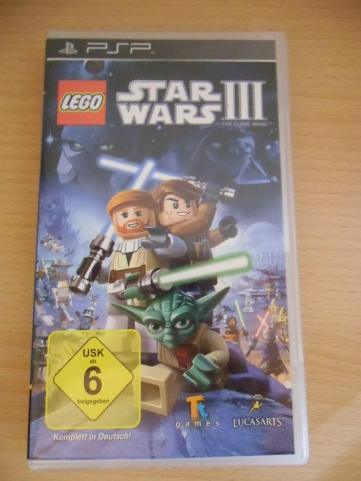 Lego Star Wars III (auch zu verschicken)