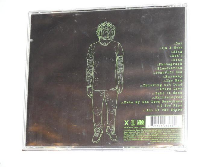Bild 2: Album X von Ed Sheeran