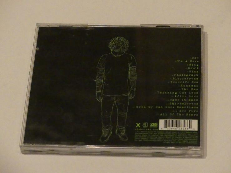 Bild 5: Album X von Ed Sheeran