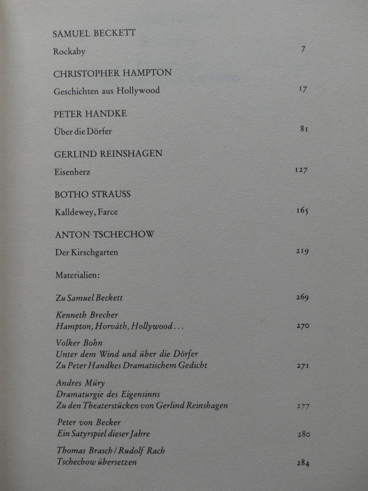Bild 2: Spectaculum - Moderne Theaterstücke, Band 36