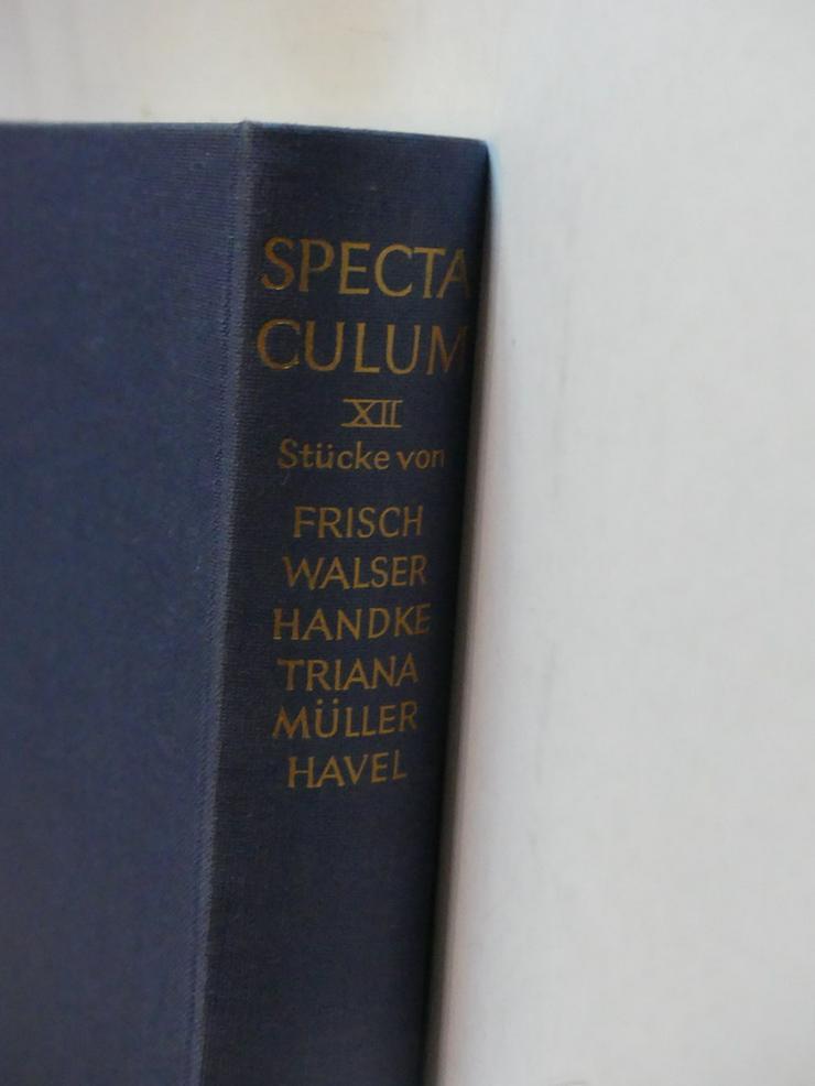 Spectaculum - Moderne Theaterstücke, Band 12 - Romane, Biografien, Sagen usw. - Bild 1