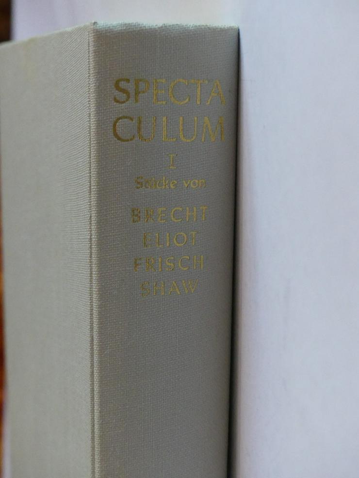 Bild 5: Spectaculum - Moderne Theaterstücke, Band 1