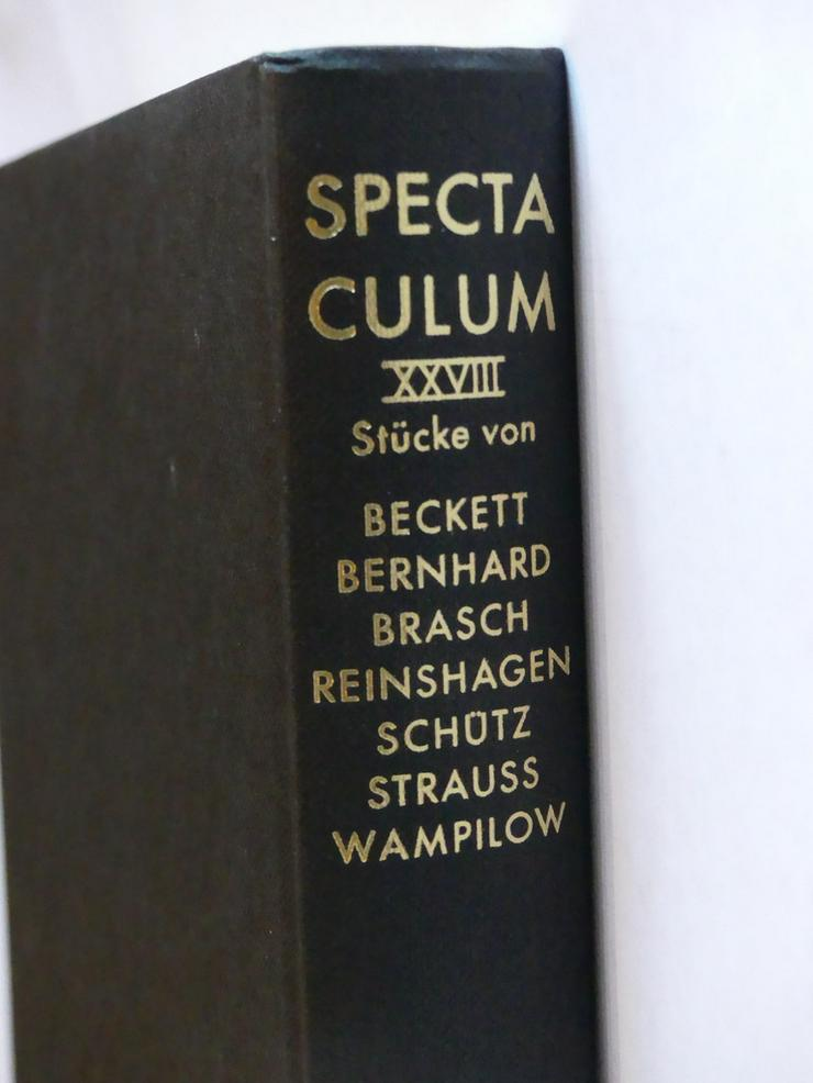 Bild 4: Spectaculum - Moderne Theaterstücke, Band 28
