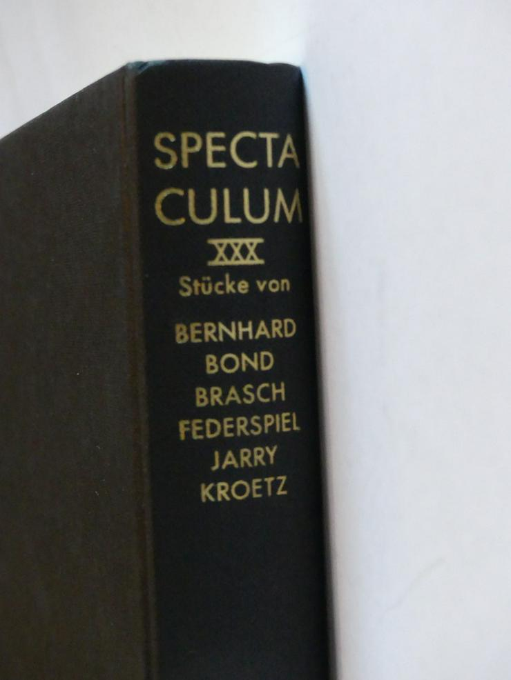 Bild 4: Spectaculum - Moderne Theaterstücke, Band 30