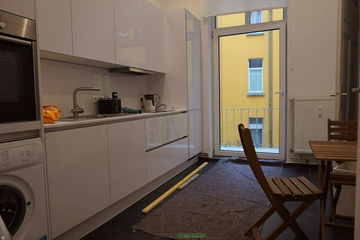 Altbau, Holzdielen und Lister Meile - Wohnung kaufen - Bild 5
