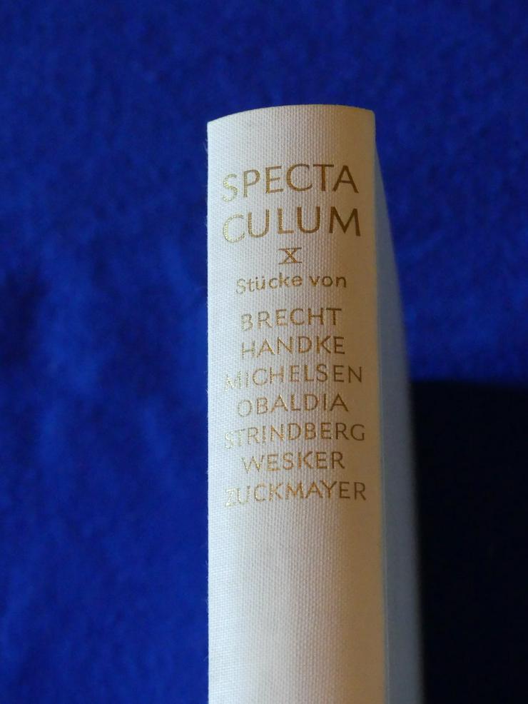 Bild 4: Spectaculum - Moderne Theaterstücke, Band 10