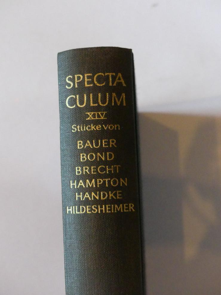 Bild 4: Spectaculum - Moderne Theaterstücke, Band 14