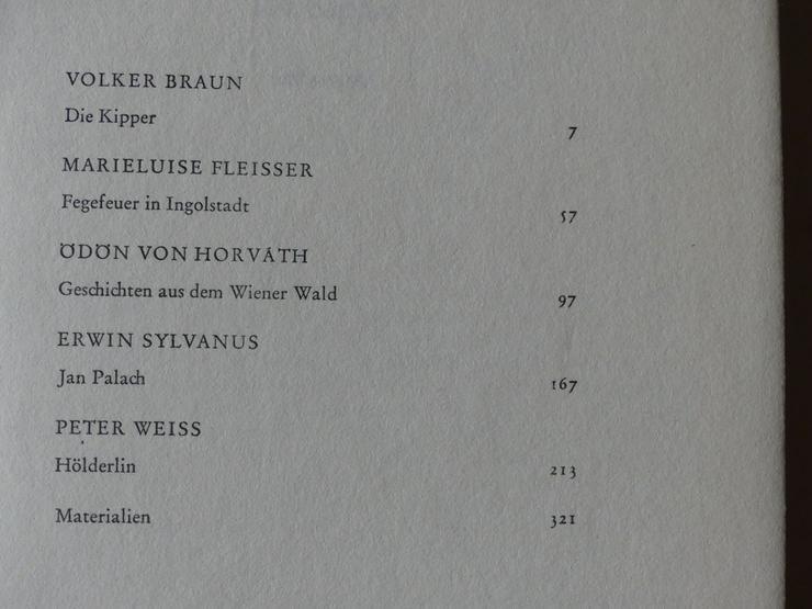 Bild 3: Spectaculum - Moderne Theaterstücke, Band 16