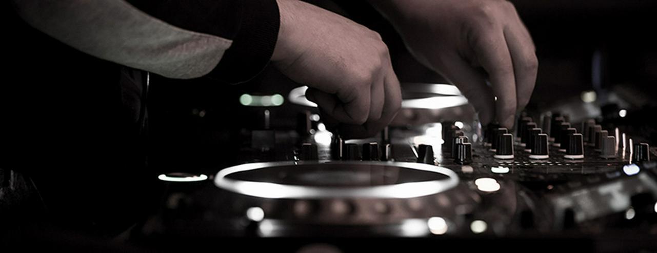 DJ Technik für Hochzeiten - Firmenfeiern
