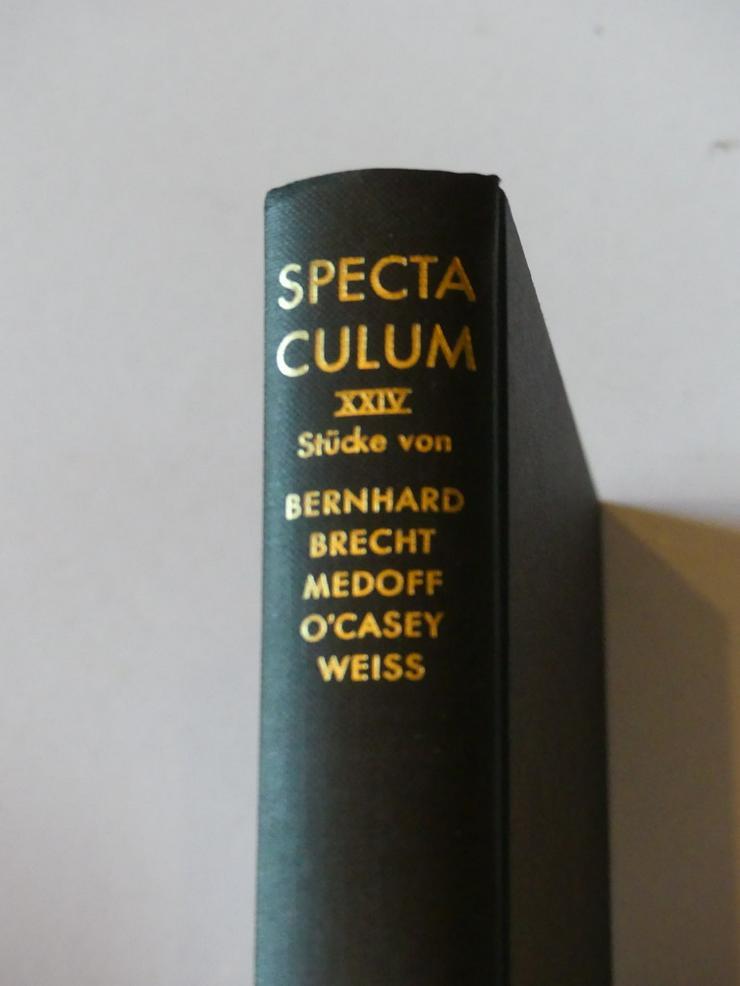 Bild 4: Spectaculum - Moderne Theaterstücke, Band 24