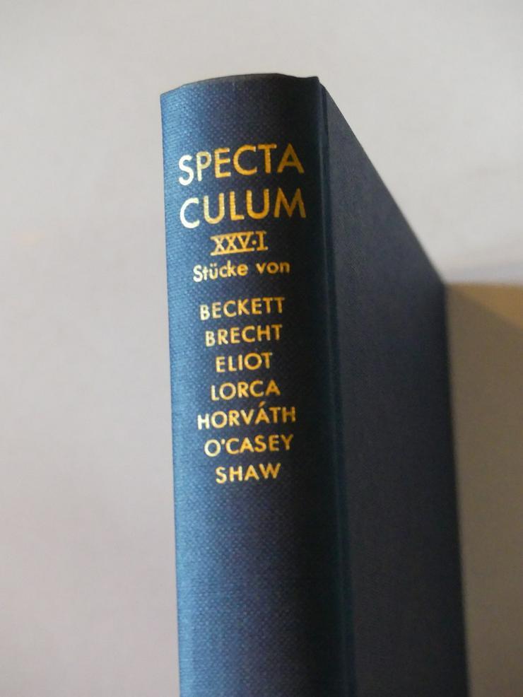 Bild 3: Spectaculum - Moderne Theaterstücke, Band 25.1