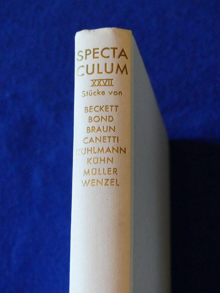 Bild 4: Spectaculum - Moderne Theaterstücke, Band 27