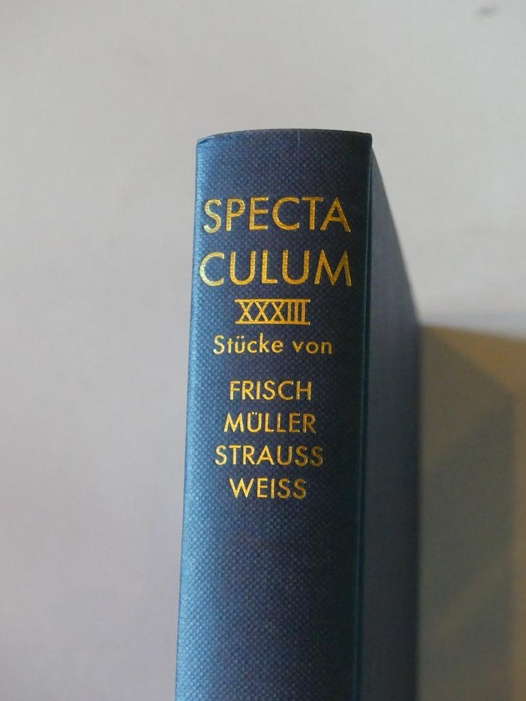 Bild 3: Spectaculum - Moderne Theaterstücke, Band 33