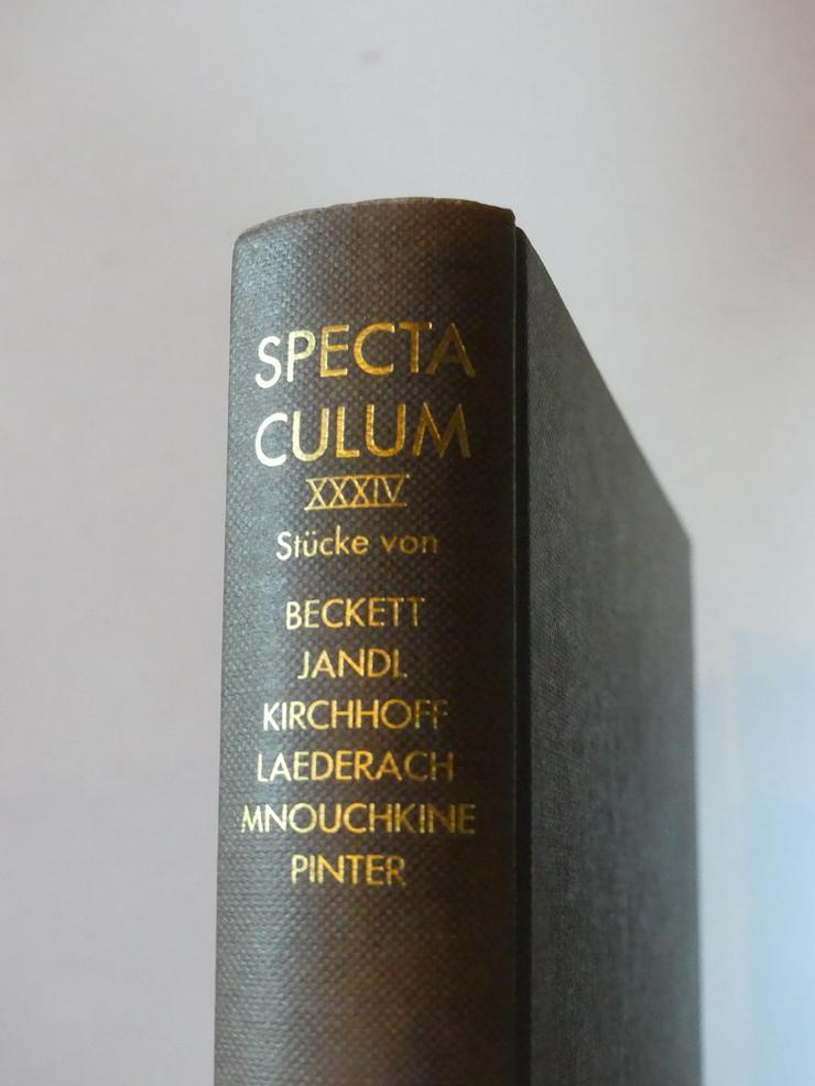Bild 3: Spectaculum - Moderne Theaterstücke, Band 34