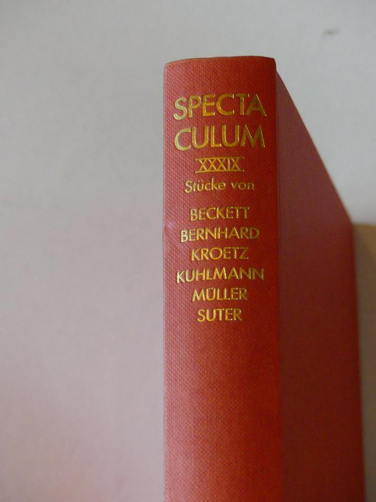 Bild 3: Spectaculum - Moderne Theaterstücke, Band 39