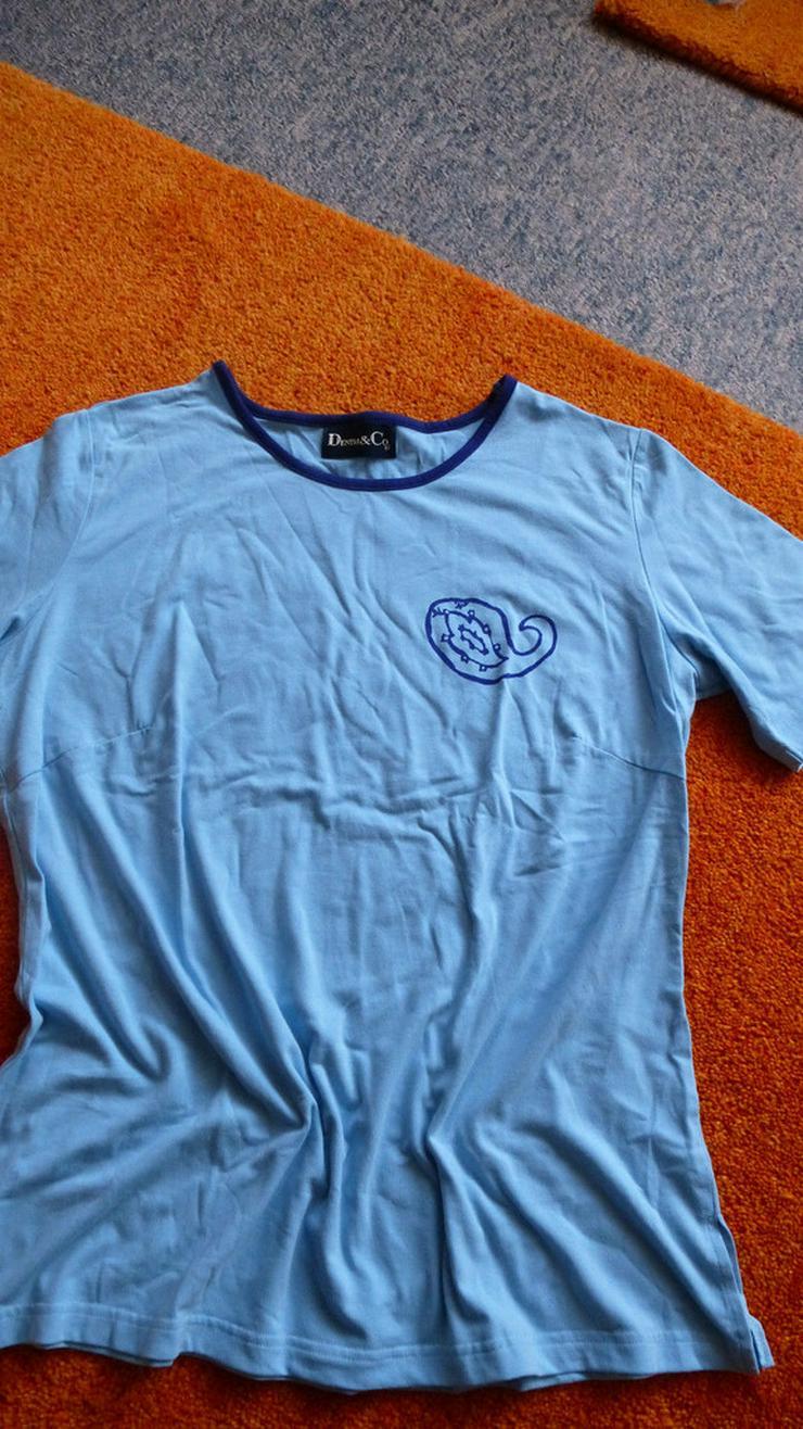 Damen Bluse Gr. L von Denim &Co