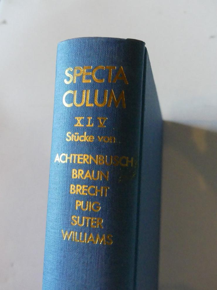 Bild 5: Spectaculum - Moderne Theaterstücke, Band 45