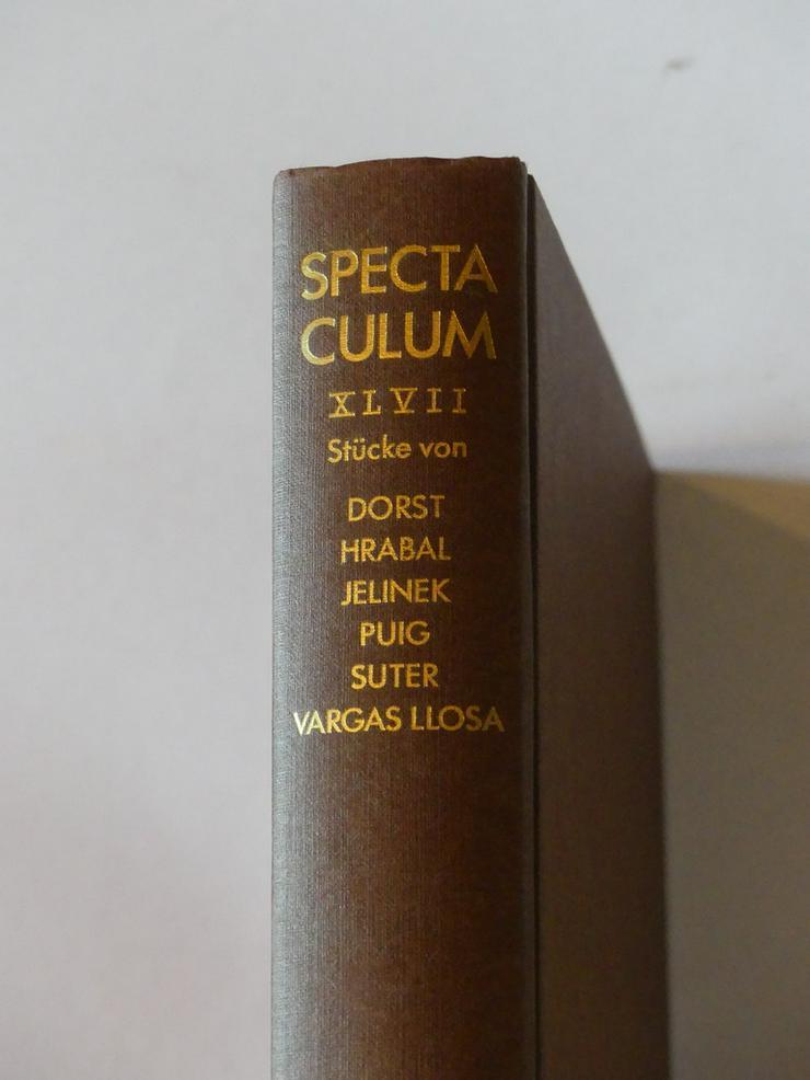 Bild 4: Spectaculum - Moderne Theaterstücke, Band 47
