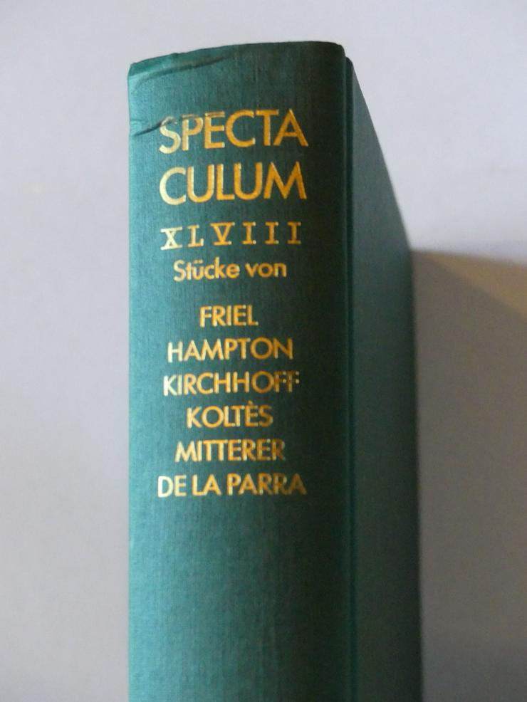 Bild 3: Spectaculum - Moderne Theaterstücke, Band 48