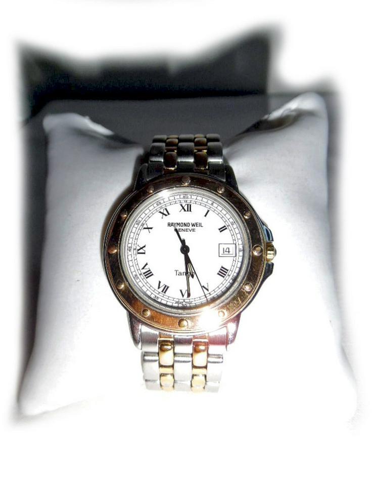 Schöne Armbanduhr von Raymond Weil