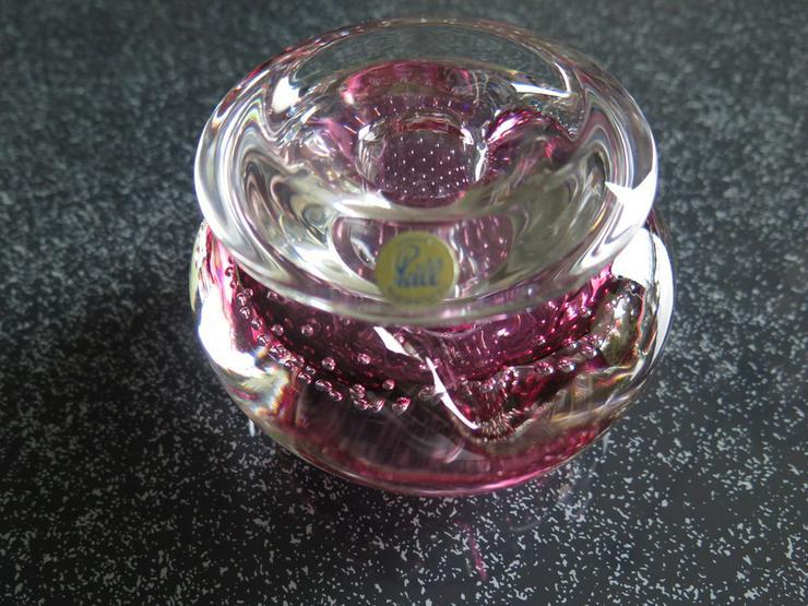 Original PEILL Aschenbecher Bleikristall