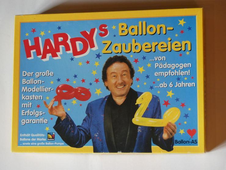 Hardy's Ballonzaubereien