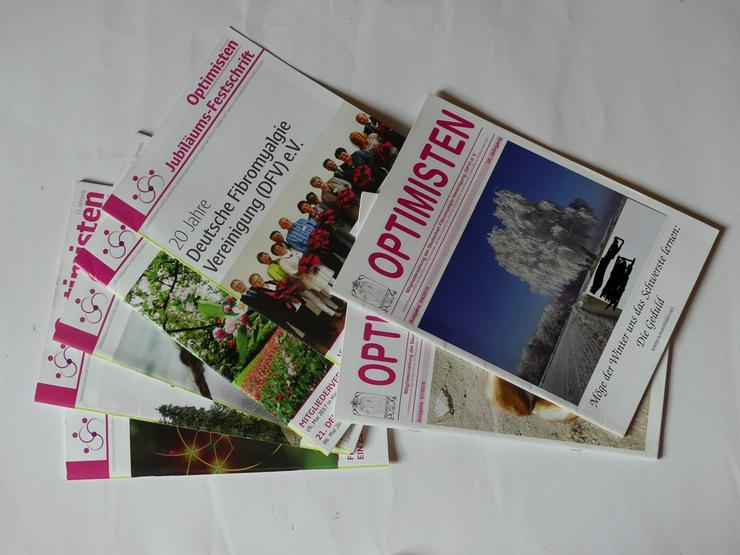 Optimisten (7 Zeitschriften)