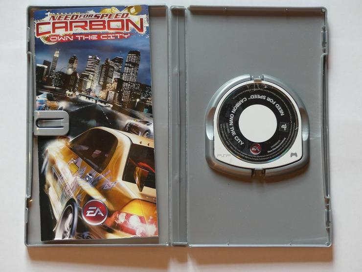 Bild 3: Need for Speed (PSP-Spiel)