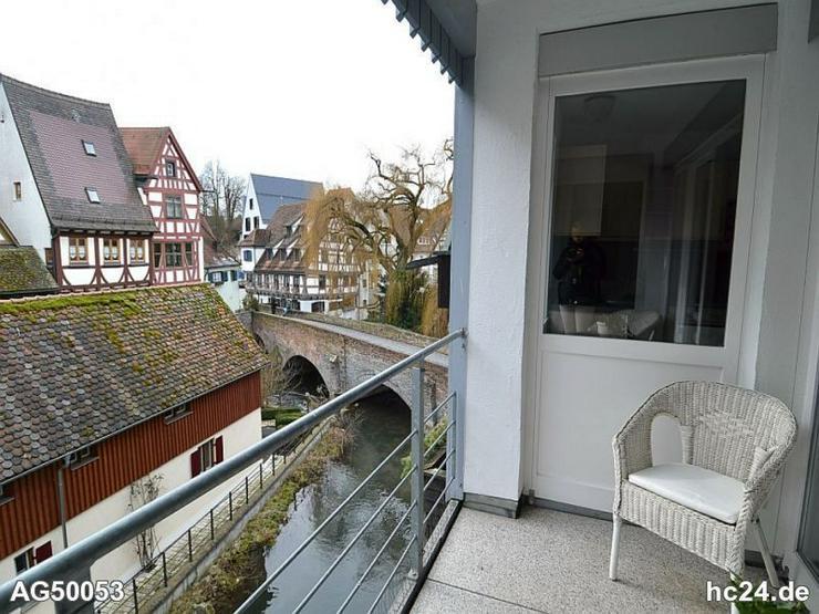 *** 3 Zimmerwohnung in Ulmer Toplage -Fischerviertel- - Wohnen auf Zeit - Bild 1