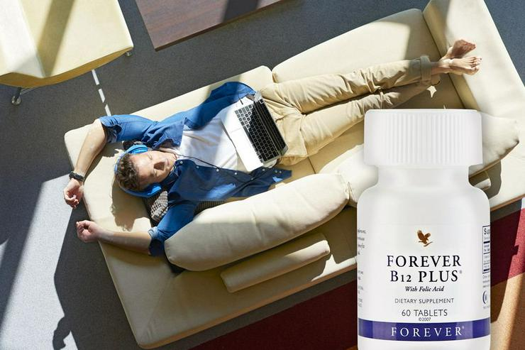 15% Rabatt auf FOREVER B12 Plus - Vitamin-B Power-Mix