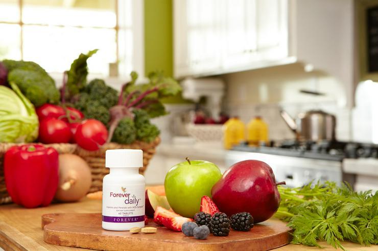 5für4 FOREVER daily - Vitamine & Mineralstoffe