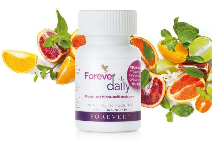 Bild 5: Forever daily™ - Vitamine & Mineralstoffe mit 15% Rabatt