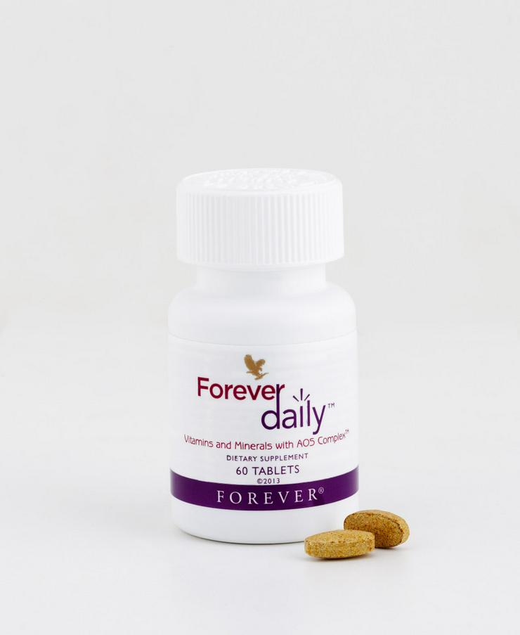 Bild 2: FOREVER daily - Vitamine & Mineralstoffe mit 15% Rabatt