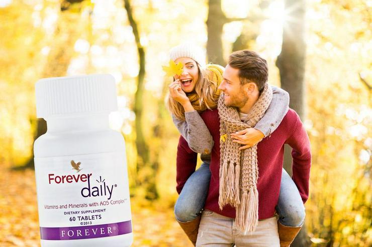 Bild 6: Forever daily™ - Vitamine & Mineralstoffe mit 15% Rabatt
