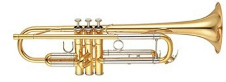 Yamaha Plutus Trompete. Neuware - Blasinstrumente - Bild 1