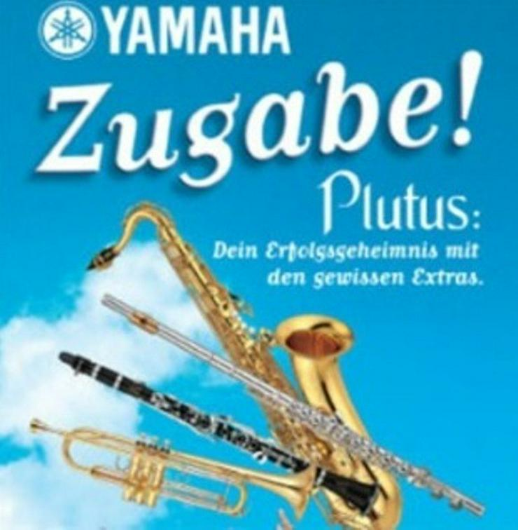 Bild 2: Yamaha Plutus Trompete. Neuware