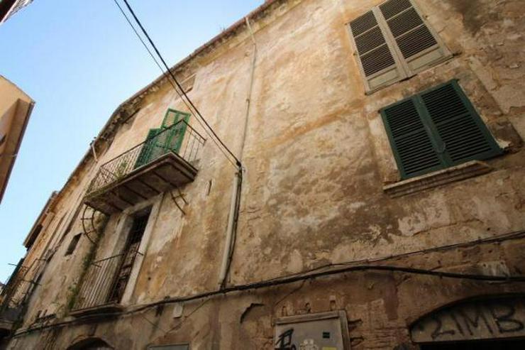 Bild 1: KAUF: sanierungsbedürftiges Stadthaus in Palma's Altstadt
