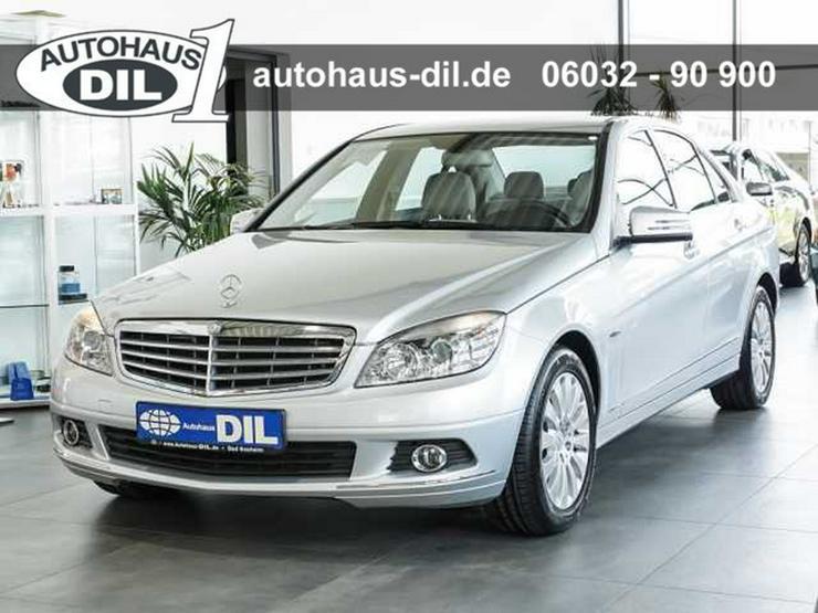 MERCEDES-BENZ C 180 BlueEFFICIENCY 7G-TRONIC Elegance *Einpark-Paket*SHZ*Klimaaut.