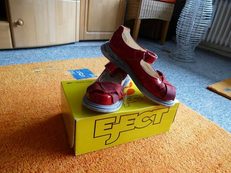 Bild 3: Damen Schuhe Gr.39 in Rot lack Leder P.129,95#0