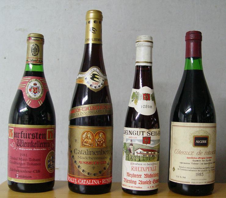 LIEBHABER ALTER WEINE - Sonstige Weinsorten - Bild 2