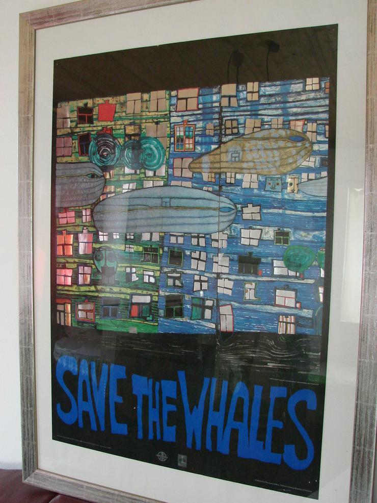 Hundertwasser Originalposter