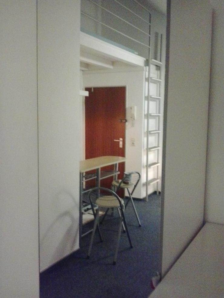 Bild 14: 30419 Hannover Burg 1-Raum Wohnung