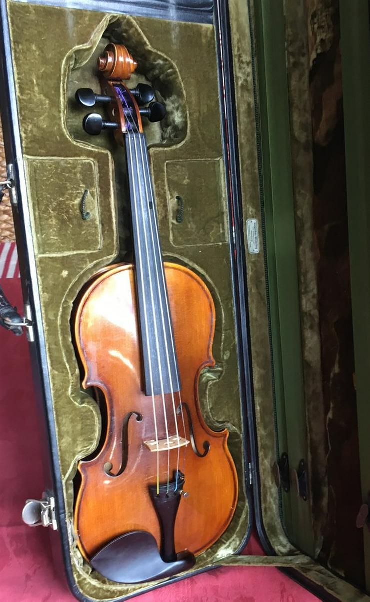Geige + Kasten zu verkaufen