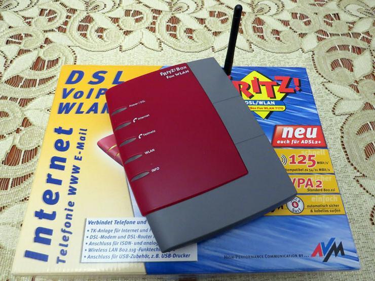 AVM FRITZ!Box Fon WLAN 7170