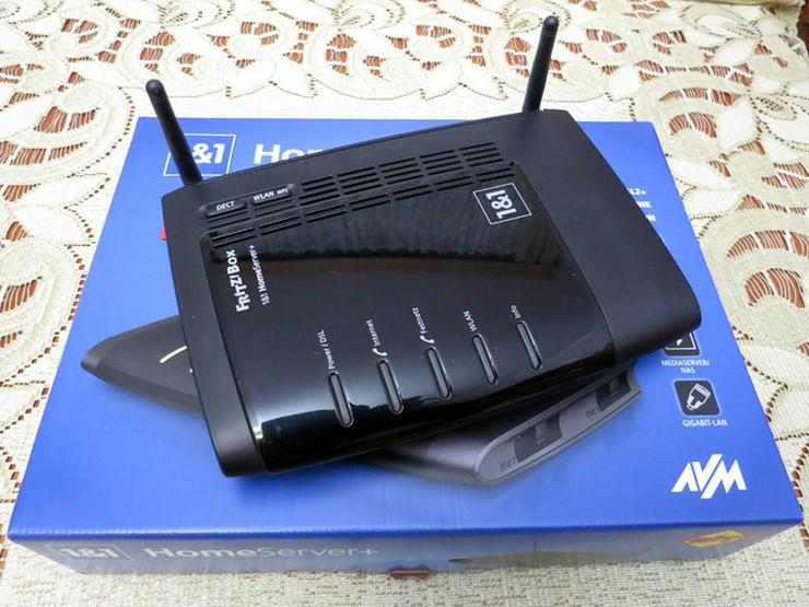 AVM FRITZ! Box 7272 Wlan Router